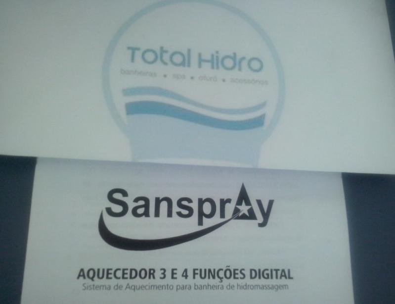 Aquecedores a Gás para Banheira Águas Lindas de Goiás - Aquecedor para Banheira de Hidro