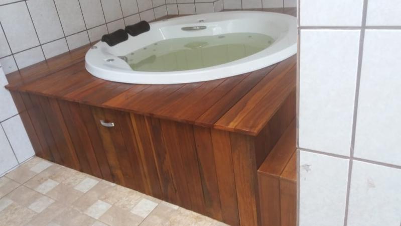 Banheiras Redondas Banheiro Plácido de Castro - Banheira Redonda