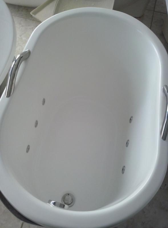 Comprar Banheira Barata Valor Parauapebas - Comprar Banheira Hidro Redonda