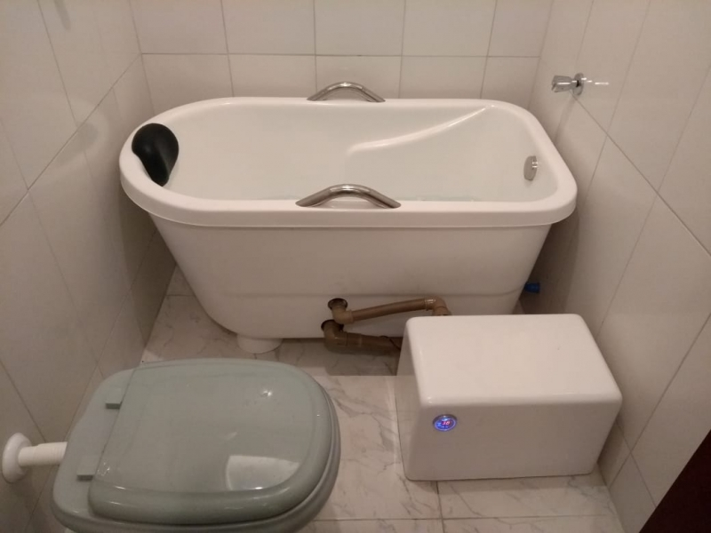 Comprar Ofurô para Banheiro Mucajaí - Ofurô Banheira