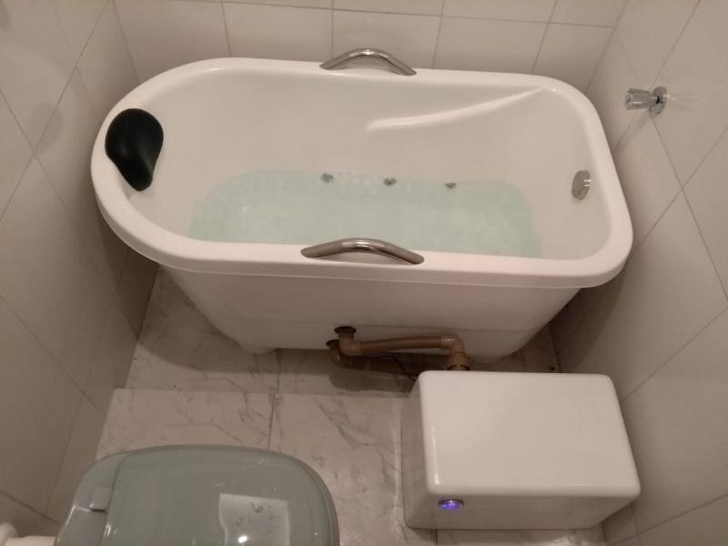 Ofurô para Banheiro Campo Maior - Ofurô Banheira