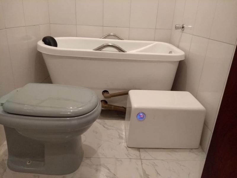 Quanto Custa Ofurô para Banheiro São Conrado - Ofurô Banheira