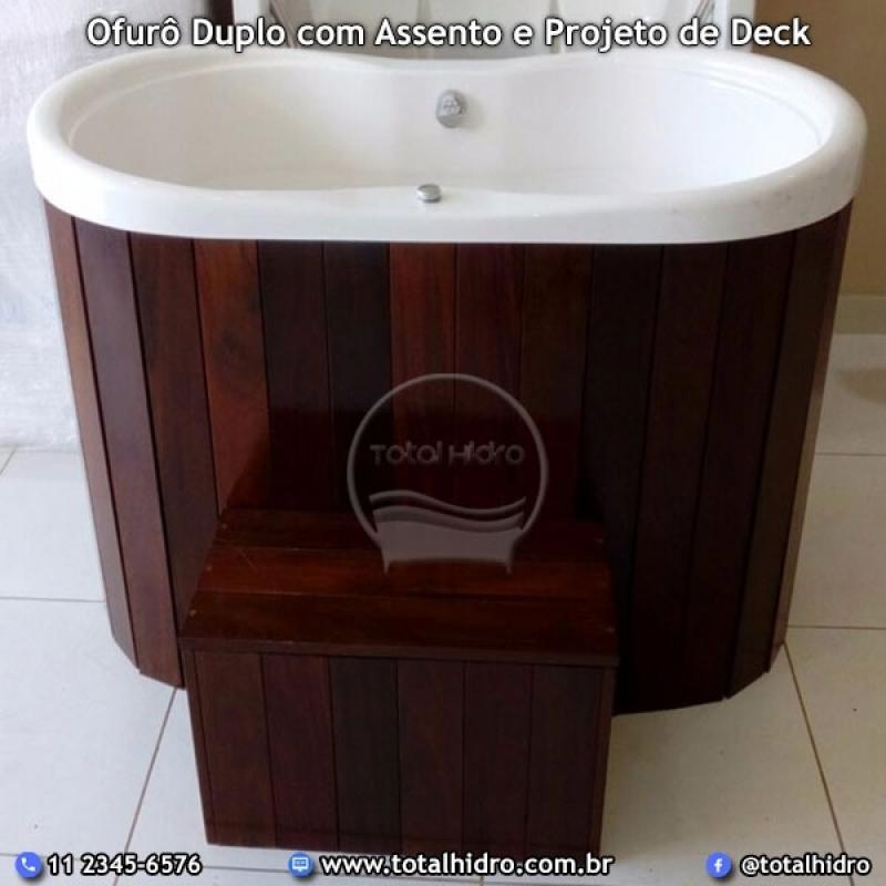 Serviço de Instalação de Banheira para Imersão Rio Branco - Instalação de Banheira Hidro Ouro Fino