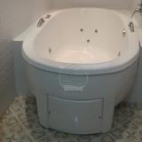 banheira com hidromassagem piacenza preço Colombo