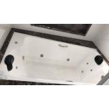 banheira de hidro com aquecedor Cotia