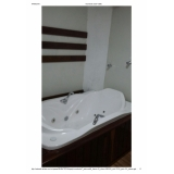 banheira individual com aquecedor Jardim Guanabara