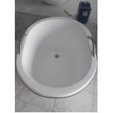 banheira ofurô para imersão Gávea