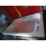 banheira para duas pessoas Jacutinga
