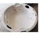 banheira redonda preço Palhoça