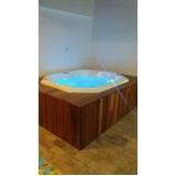 banheira spa 4 lugares Parnamirim