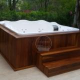 banheira spa 5 lugares Colombo