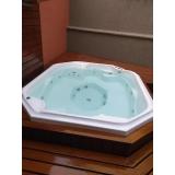 banheira spa 6 lugares a venda Macapá