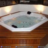 banheira spa mini preço São José