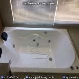banheiras com aquecedor Mato Grosso do Sul