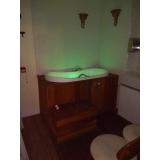 banheiras com assento Sagrada Família