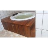 banheiras redondas banheiro Rio Branco
