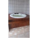 banheiras redondas para 2 pessoas Bragança