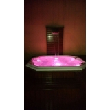 banheiras spa 4 lugares Jacutinga