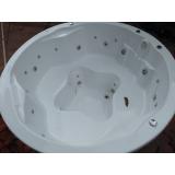 comprar banheira hidro redonda Colinas do Tocantins