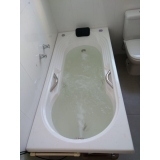 comprar banheira individual com aquecedor valor Concórdia
