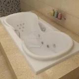 comprar banheira individual com hidro Piripiri