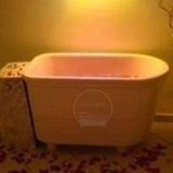 comprar banheira individual estilo vitoriano preço Palmas