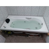 comprar banheira individual pequena preço Uberaba