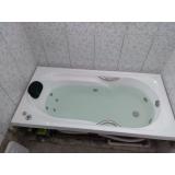 comprar banheira individual pequena valor Criciúma