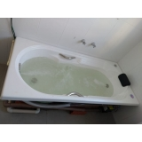 comprar banheira individual simples valor Catolé do Rocha