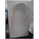 comprar banheira individual simples Nova Boa Vista