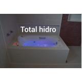 comprar banheira itálica individual preço Cerro Grande