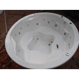 comprar banheira redonda para banheiro preço Campo Maior