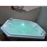 comprar banheira spa 4 lugares preço Mata