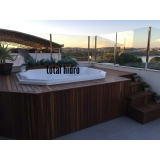 comprar banheira spa 6 lugares Manoel Urbano