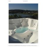 comprar banheira spa área externa preço Rio Grande