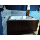 comprar banheira spa com assento