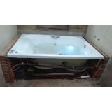 empresa de instalação de banheira comum Miranorte