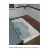 empresa de instalação de banheira hidromassagens Rio do Sul