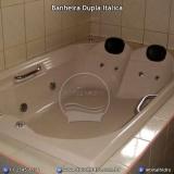 fábrica de banheira dupla Sousa