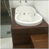 fabricante de banheira com assento valores Marechal Thaumaturgo