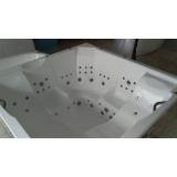 fabricantes de banheira grande com suporte Piripiri