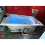 instalação de banheira comum Pimenta Bueno