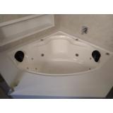 instalação de banheira de canto em hotel preço Nova Andradina