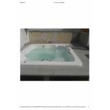 instalação de banheira hidráulica valor Rio Branco
