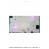 instalação de banheira hidráulica Capela