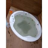 instalação de banheira redonda 2 pessoas preço Campo Grande