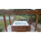 instalação de banheira spa 4 lugares preço Colombo