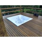instalação de banheira spa 5 lugares preço Águas Lindas de Goiás
