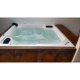 instalação de banheira spa 5 lugares Minas Gerais