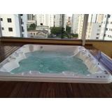 instalação de banheira spa 8 lugares valor Rondonópolis